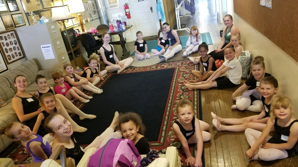 Summer Dance Children's Class June Session