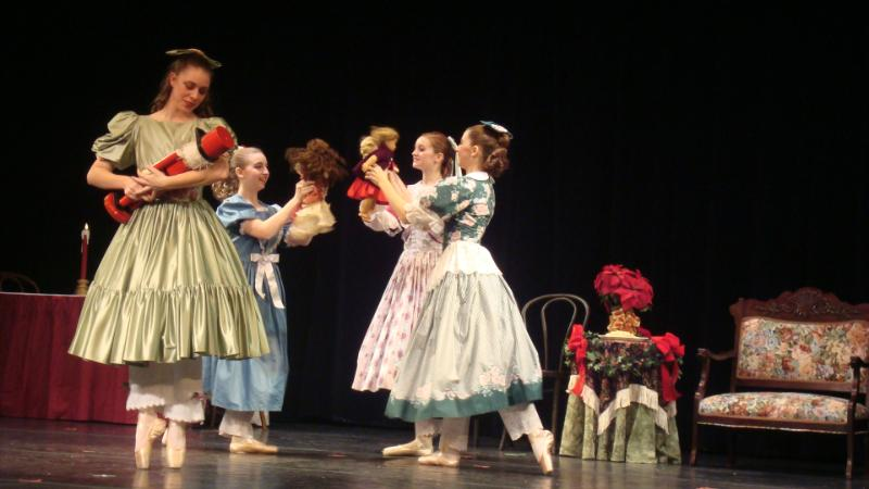 Nutcracker Tickets On Sale Now!